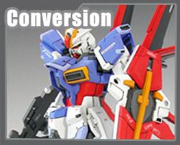 RT1598 1/100 Force Impulse Conversion Parts