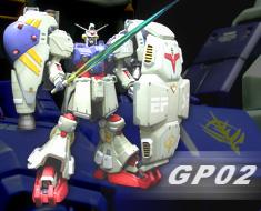 RT1575  RX-78 GP02A