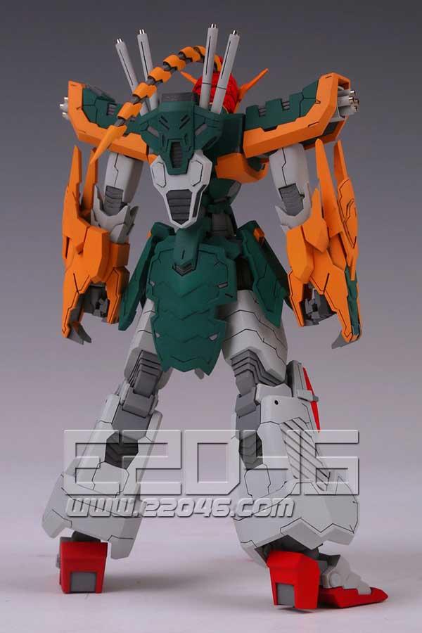 Dragon Gundam