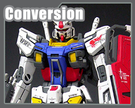 RT1597 1/100 RX-78-2 Version Evolve 15 Conversion Parts