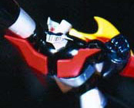 RT0959  Mazinger Z on Flying