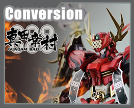 RT3182 1/100 Gundam Bael Sanada Yukimura Conversion Kit