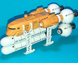 RT3521 1/144 Public Assault Boat Sentinel Version