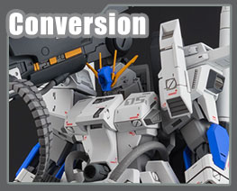 RT3212 1/144 FA-010A FAZZ Gundam Conversion Kit