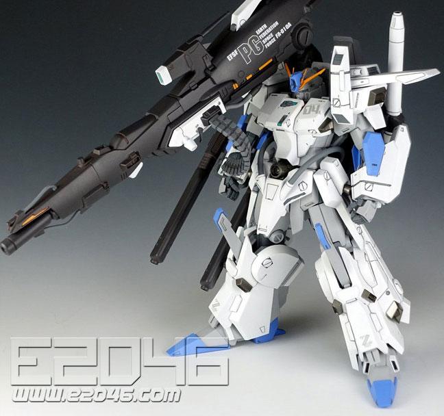 FA-010A FAZZ Gundam Conversion Kit