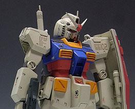 RT0991  RX-78 Gundam