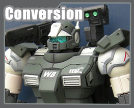 RT3253 1/100 RX-77-4 Guncannon II Conversion Kit