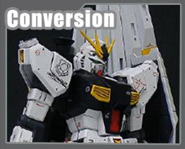 RT1717 1/144 RX-93 Nu Gundam Conversion Parts