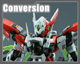 RT3586 1/100 Space Knight 00 QAN[T] Conversion Kit