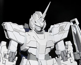 RT3079 1/144 Unicorn Gundam Unicorn Model
