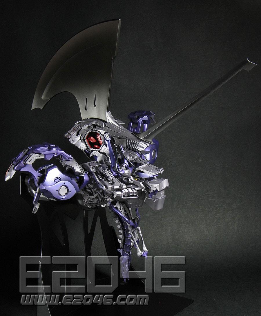 LED Mirage Bust