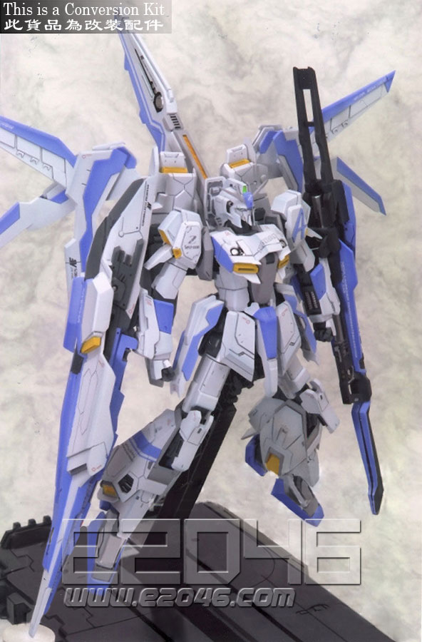 MSZ-006-3A Zeta Gundam 3A Type Conversion Parts Special Version