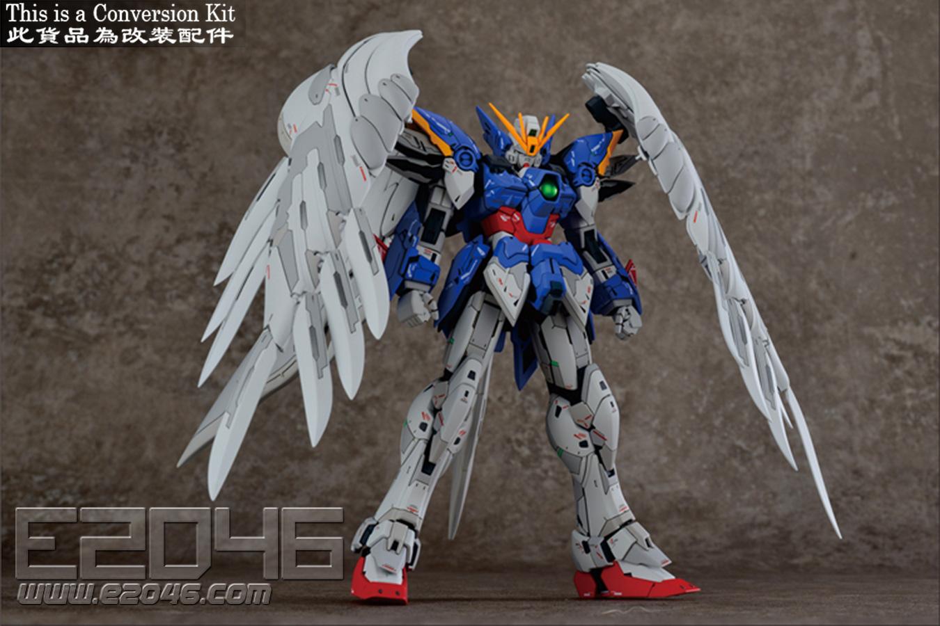 Wing Gundam Zero KA Version Conversion Kit