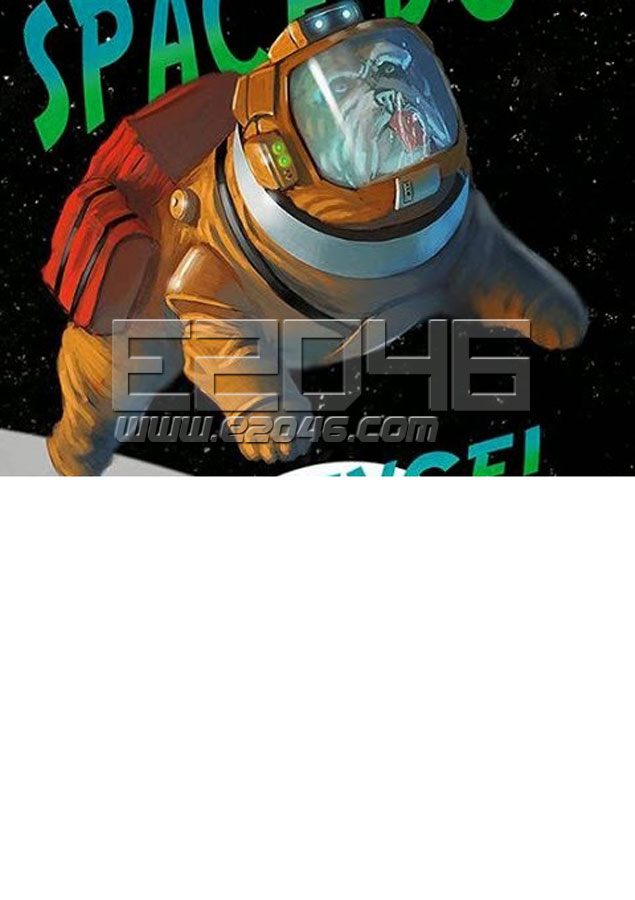 Space Bull Dog