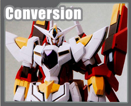 RT2004 1/144 Reboans Gundam Conversion Package