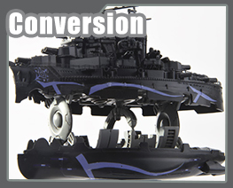 RT3016 SD Chibimaru Ship Kongo DX Conversion Parts