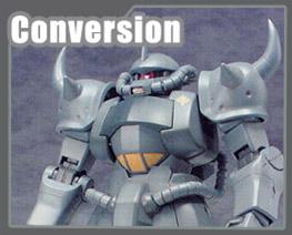 RT2372 1/100 MS-07A Gouf Conversion Parts
