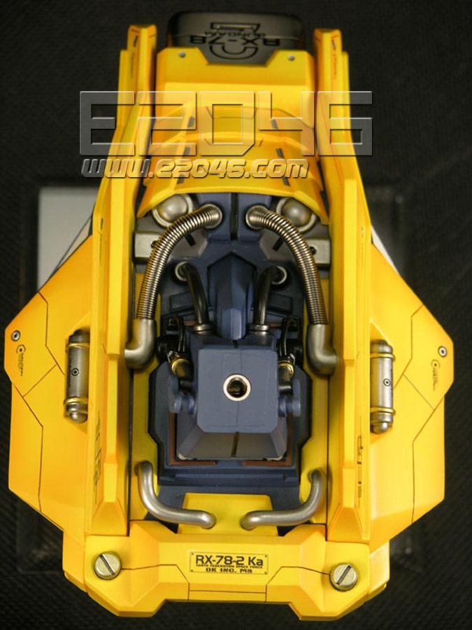LED RX-78 Bust