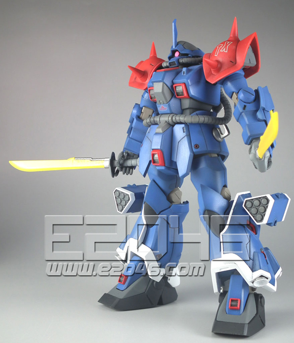 MS-08 TX Efreet Custom