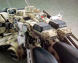 RT0182 1/220 RX-92LAS G-Commander