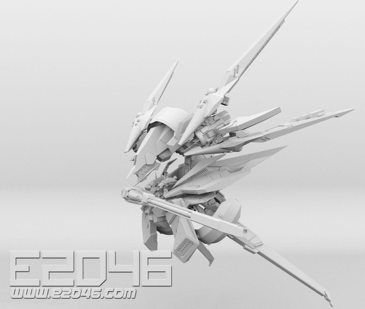 RX-124 Gundam TR-6 Inle