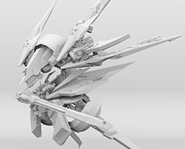 RT3209 1/400 RX-124 Gundam TR-6 Inle
