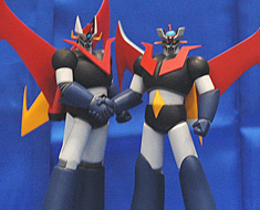 RT1697  Mazinger Z and Great Mazinger