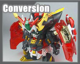 RT2479 SD Master Dai Shogun Conversion Kit
