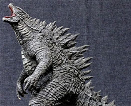 RT3268  Godzilla 2014 Version