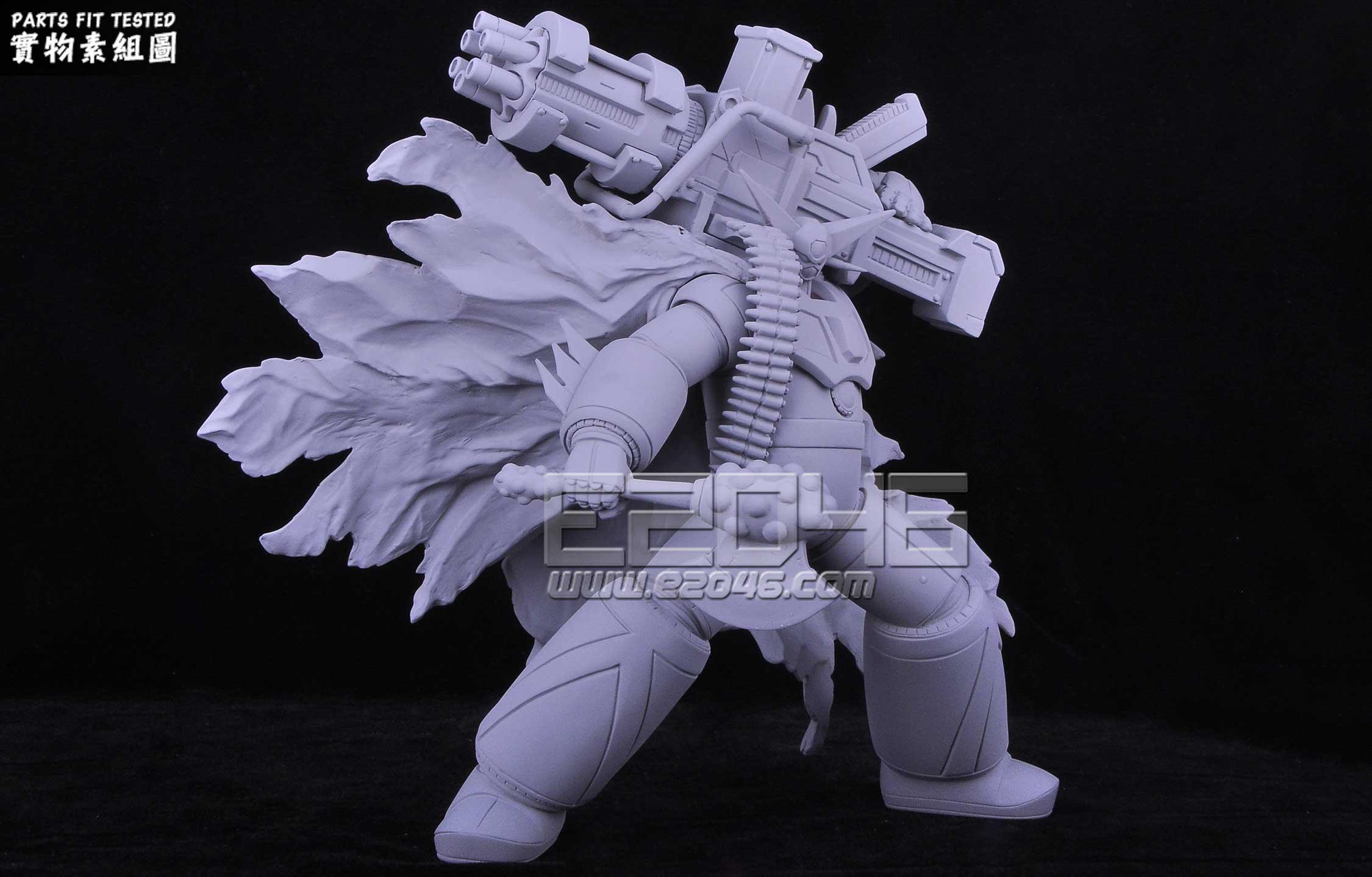 Getter-1 OVA Version