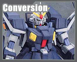 RT1334 1/100 FA-178 Full Armor Gundam MK-II Conversion Parts