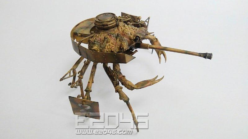 Crab Tank IV