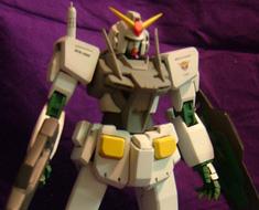 RT1707 1/100 GN-000 0-Gundam