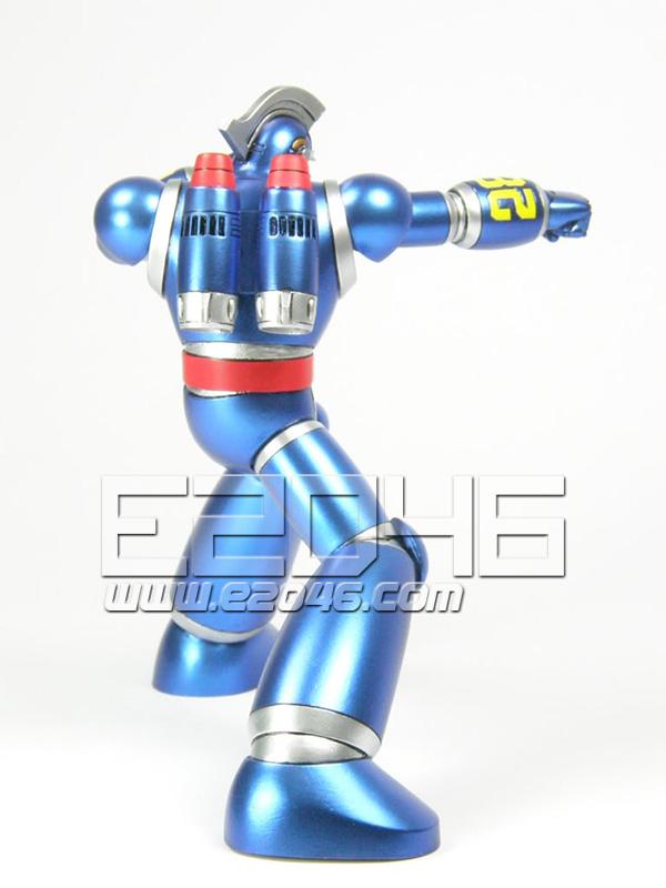 Tetsujin 28 Fighting