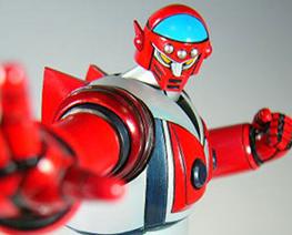 RT1250  UFO Robot Grendizer Prototype