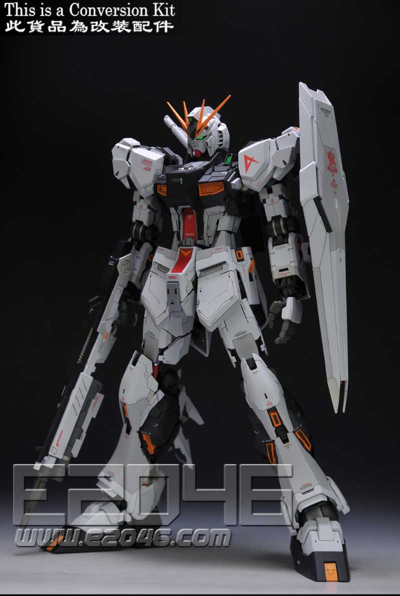RX-93 Nu Gundam Version Ka Conversion Kit