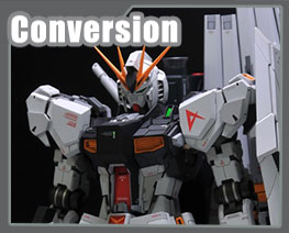 RT3199  RX-93 Nu Gundam Version Ka Conversion Kit