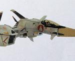 RT2039 1/72 VF-4G 闪电三式战斗机
