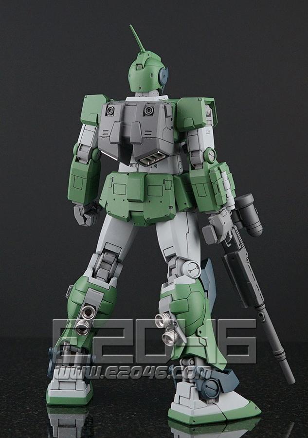 RGM-79SC GM Sniper Custom