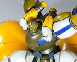 RT1053  Shin Getter Robo 3 OVA Version