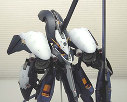 RT2299 1/144 RX-124 Gundam TR-6 Advanced Kehaar II