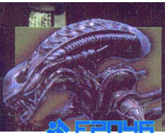 RT1261 1/35 Alien Invade