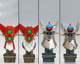 RT3240  Super Robot Bust Set 2