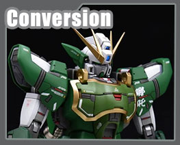 RT3206 1/100 Altron Gundam Conversion Kit