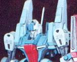 RT1216  MSZ-006-X1 Prototype Zeta Gundam X1