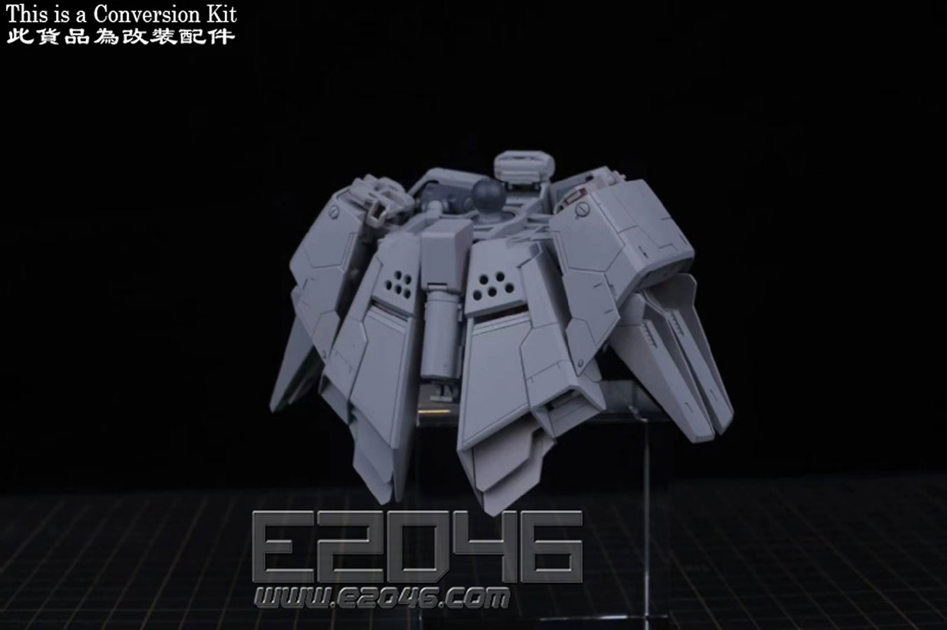 MSN-03 JAGD DOGA Conversion Kit