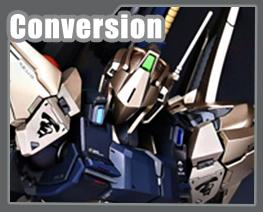 RT3512 1/100 Hyaku Shiki 2.0 Conversion Kit