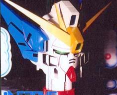RT1159 1/25 Wing Gundam Bust