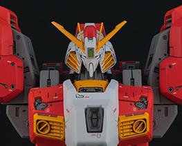 RT3050 1/100 MSA-0011[Ext] EX-S Gundam Bust