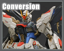 RT2297  ZGMF-X20A Strike Freedom Conversion Parts